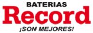 RECORD baterias
